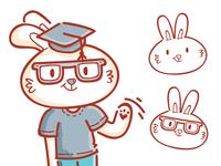 Rabbit character
