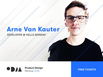 PDM April 2018 - Speaker 2 - Free Event