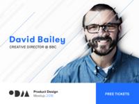PDM April 2018 - Speaker 3 - Free Event