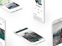 Itinari.com - travel inspiration platform