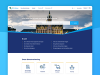 Portal Website Sint Niklaas