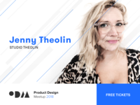 PDM 2018 - Kortrijk #2  - Jenny Theolin