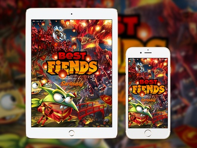 Best Fiends - Chinese New Year!