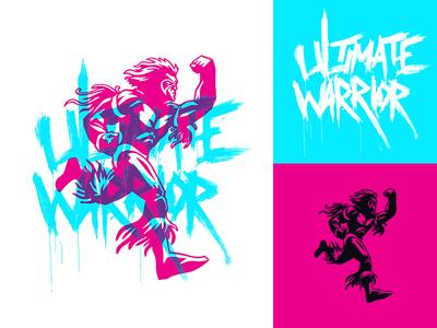 Ultimate Warrior Artwork Breakdown