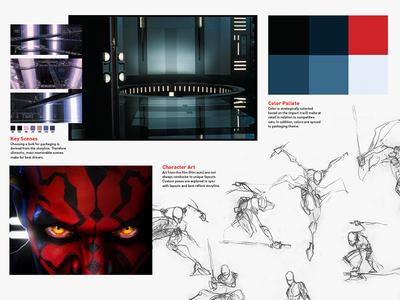 18 Days of Star Wars: Darth Maul Art Direction