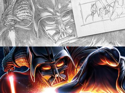 18 Days of Star Wars: Darth Vader