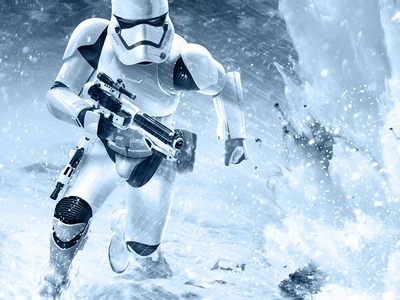 18 Days of Star Wars: Stormtrooper