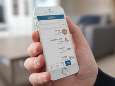 Member Clubs App ui search clubs member club app mobile