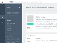 Social.co - Tool Page
