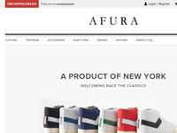 Afura - We're online!