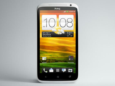 HTC Sense4 - One X htc one x sense 4 android flipclock ui interface texture clean modern simple