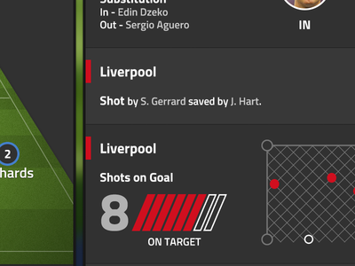 Soccer Interface