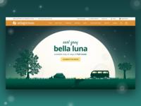 Bella Luna Spring - Special homepage for adagio.com