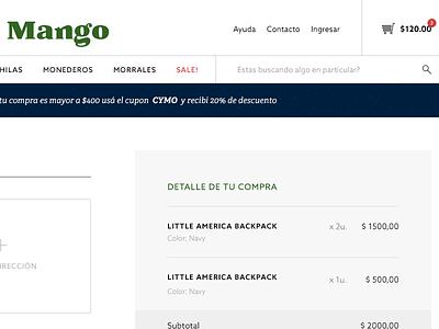 OnePage Checkout