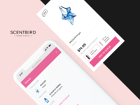 My Queue – Scentbird concept new york perfume scentbird design web first mobile ux ui