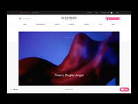 Perfume of the Month – Scentbird concept moscow nyc perfume scentbird design web ux ui