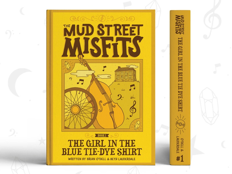 'The Mud Street Misfits' Book Cover