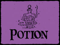 P is for Potion