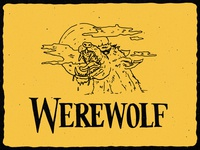 W is for Werewolf