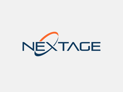 Nextage adobe illustrator graphic design logo design logo