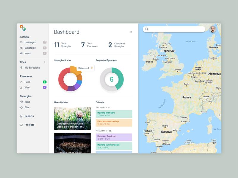 Dashboard map search dashboard design data kpi menu bar calendar interface dashboard app pie chart graphs maps dashboard