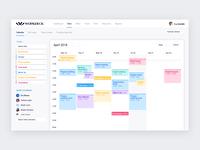 Workdeck Calendar