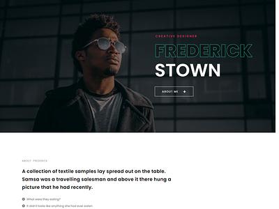 Wavo - Creative Portfolio & Agency Theme responsive portfolio personal modern minimal fullscreen elementor free elementor creative portfolio creative clean business blog agency