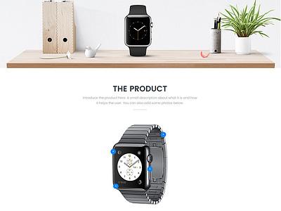 WordPress Product Landing Page Theme - Proland by Ninetheme on Dribbble