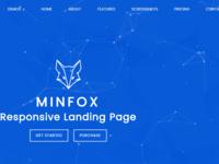 Minfox - High-Performance Landing Page WordPress Theme