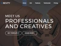 Revity - Multipurpose Responsive WordPress Theme