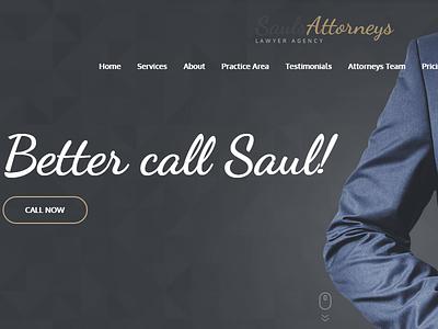SaulsAttorneys - Lawyers & Attorneys WordPress Theme political lawyers lawyer law justice corporate consulting consultant consult business attorney advocate
