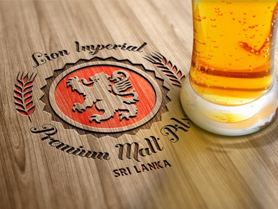 Lion Imperial Beer