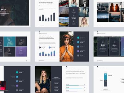 BePro - Business & Multipurpose Presentation Template