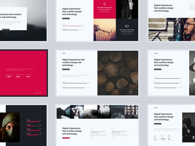 Limited - Multipurpose & Business Template