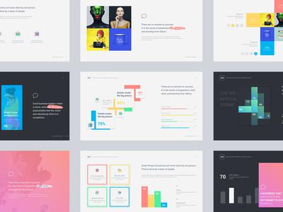 BizOne - Creative & Multipurpose Presentation Template