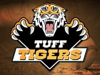 Tuff Tigers Baseball Jersey