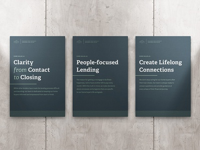 Core Values - Poster Series