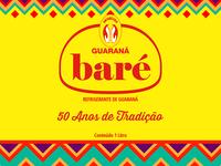 Campanha Baré 1Litro Retornável