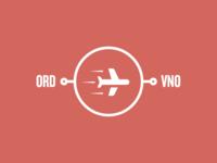 ORD -> VNO
