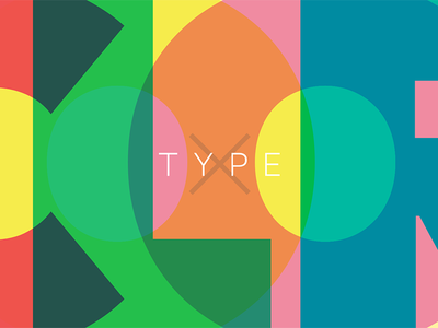 Color & Type color type class