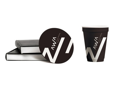 AMAZING WEDDING ACADEMY BRAND IDENTITY branding brand identity logo vi one  one wedding amazing academy business cup office supplies envelop
