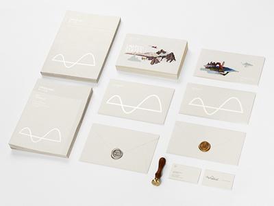 UNIQUEWAY TRAVEL BRANDING branding brand identity logo vi brochure travel invitation