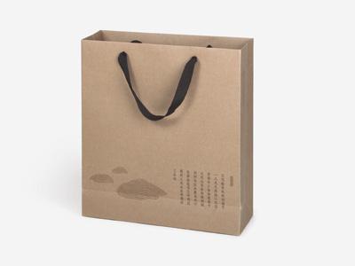 WUYI RUIFANG SHOPPING BAG 2012 tea catalogue typographic brochure vi logo brand identity branding