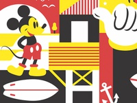 90 Years Mickey Mouse 1