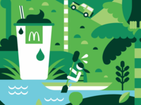 McDonalds Summer campaign