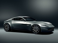 Vector Art - Aston Martin DB10