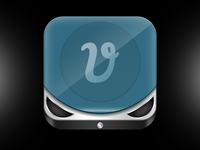 Vana iOS app icon #1