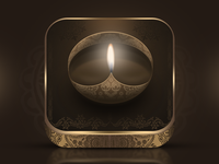 Diwali iOS app icon