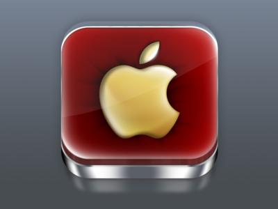 Apple's Award icon