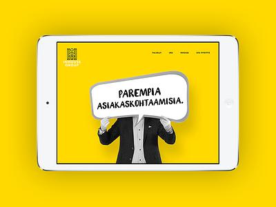 Inhouse Group meom web web design